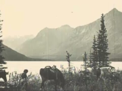Watch a silent film with inter-titles of Mary Gibson Henry's pioneering 1931 journey into northeastern BC.