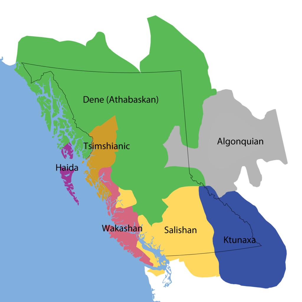 Vancouver Island Languages