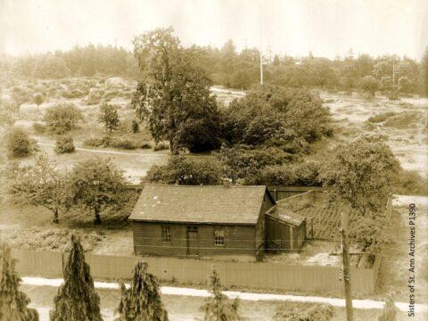 St. Ann's Schoolhouse 1932