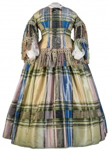 Colleen Wilson shares some insight into the time-intensive process of conserving an elaborate gold rush era dress.