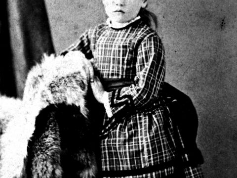 Emily Carr as a Child