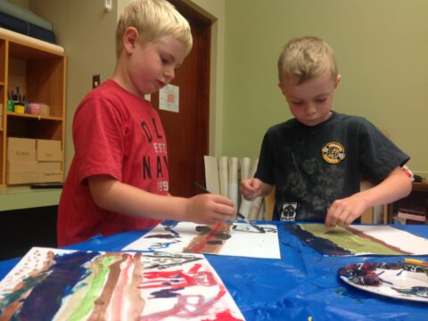 Gold Rush Crafts – Daniel and Tristan