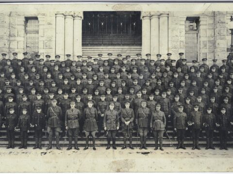 British Columbia 143rd Bantam Battalion