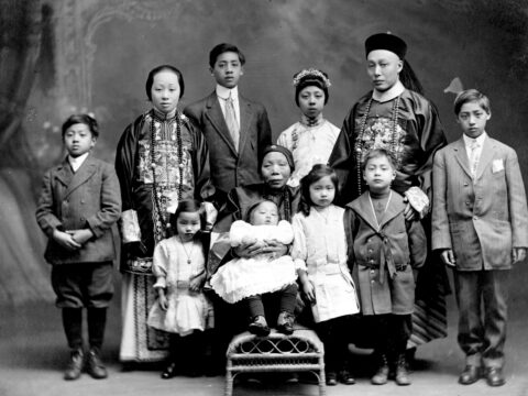 Early Chinese Canadian Experiences in British Columbia