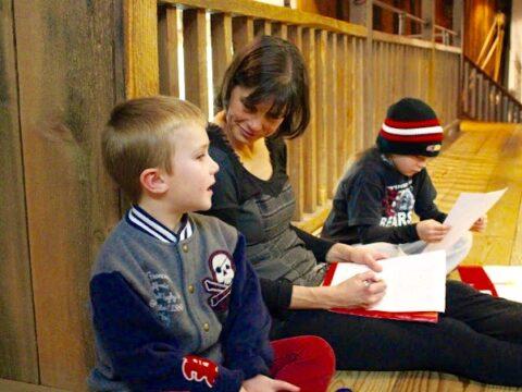Home Learners Creative Writing Program