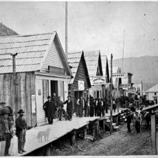 Street Scene in Barkerville