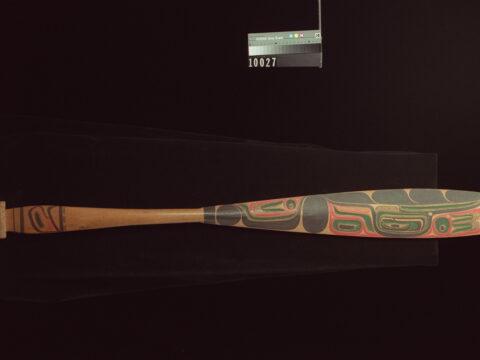 Heiltsuk Canoe Paddle