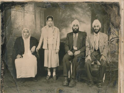 Dhan Kaur Labh's Family