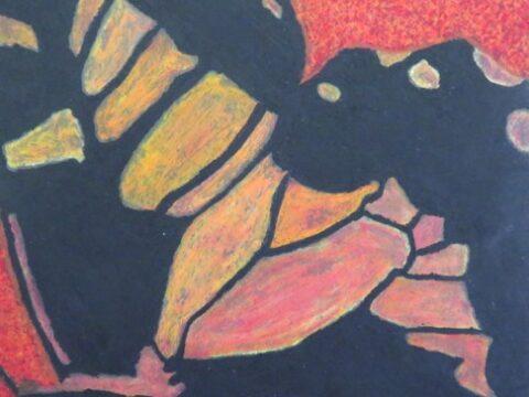 Andrew Gibbs Student Art Example 3