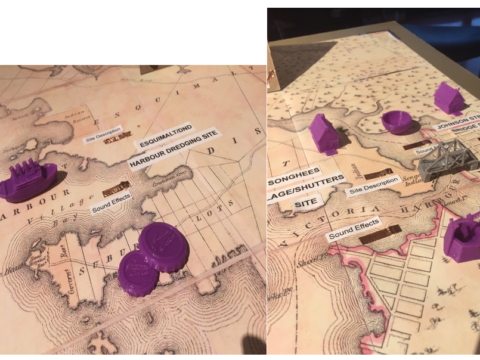 A Closer Look at the Map