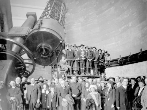 Read about astronomers at Dominion Astrophysical Observatory.