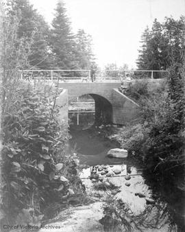 How was Bowker Creek different now from what it used to be?