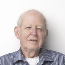 Headshot of Dr. Henry Reiswig.