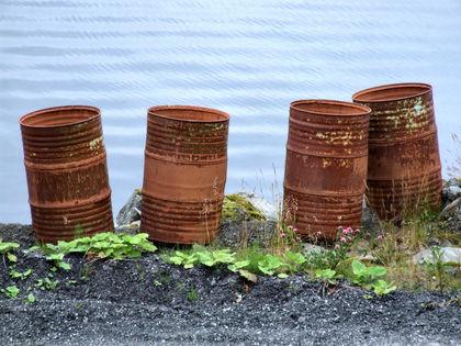 Chemical Waste in the Ocean