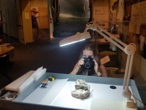 UVic Students Contribute to Palaeontology