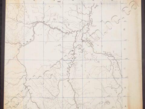 Fort Nelson Trapline Map